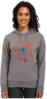 Life is Good Daisy Stripe Go-To Pullover Hoodie