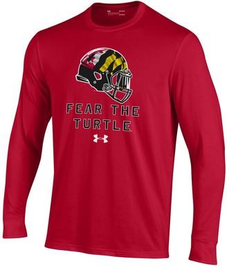 Men's Maryland Terrapins Performance Cotton Shirt