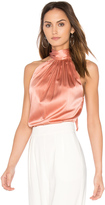 Ramy Brook Paige Tie Neck Tank