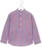 Amaia - checked shirt - kids - Cotton - 4 yrs