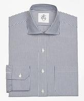 Brooks Brothers Candy Stripe Spread Collar Shirt