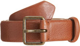 Marc by Marc Jacobs Pebbled Belt