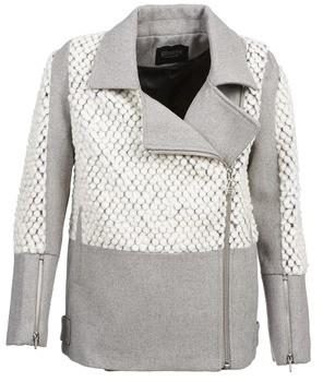 Eleven Paris FLEITZ women's Coat in Grey