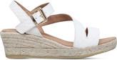 Carvela Kloak wedge leather sandals