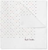 Paul Smith Polka-Dot Cotton Pocket Square