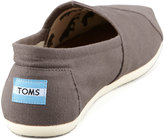 Toms Classic Canvas Slip-On, Ash