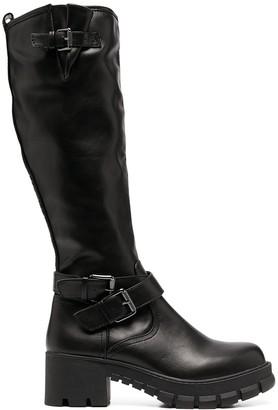 Buffalo David Bitton Mutya knee boots