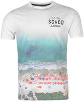 Soulcal Deluxe Bahamas T Shirt