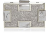 Sondra Roberts Resin Metallic Clutch
