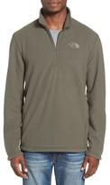 The North Face Men's Tka Quarter Zip Fleece Jacket