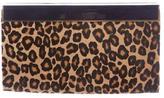 Jimmy Choo Cayla Leopard Clutch