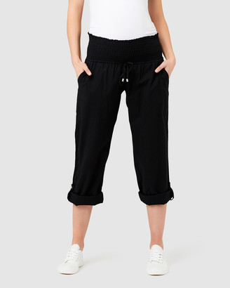 Ripe Maternity Philly Cotton Pants