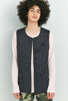 Adidas Shadow Tones Black Utility Quilted Vest