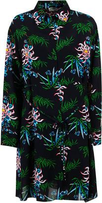 Kenzo Feminine Shirting Dress