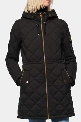 Andrew Marc Cascade Quilted Parka