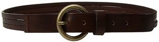 Amsterdam Heritage 30504 (Dark Brown) Women's Belts