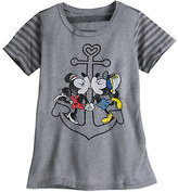 Disney Mouse Tee for Girls Cruise Line