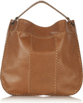Oversized shoulder bag