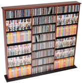 Prepac 960 CDs Holds Triple Media Tower