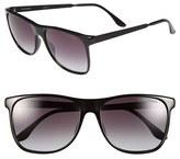 Carrera Men's Eyewear 57Mm Retro Sunglasses - Havana