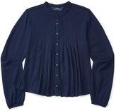 Ralph Lauren Boho Knit Top, Big Girls (7-16)