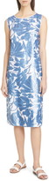 Lafayette 148 New York Noah Sequin A-Line Dress