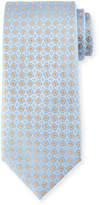 Charvet Neat Diamond Silk Tie