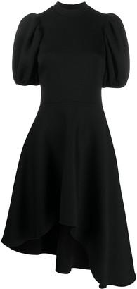 Beaufille Leda puff sleeve mini dress