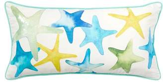 Pottery Barn Teen Sea Creature Pillow Cover, 12x24, Starfish