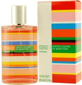 Benetton Essence of United Colors for for Women-3.3-Ounce EDT Spray