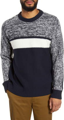 Club Monaco Slim Fit Fisherman Sweater