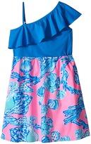 Lilly Pulitzer Runa Dress (Toddler/Little Kids/Big Kids)