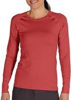 ExOfficio Sol Cool Jersey T-Shirt - UPF 50+, Long Sleeve (For Women)