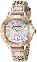 Tommy Bahama Women's 10018335 Waikiki Dream Analog Display Japanese Quartz Beige Watch