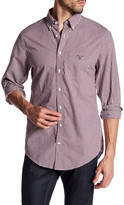 Gant Lobby Heather Gingham Regular Fit Shirt