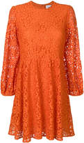 Dondup lace flared dress