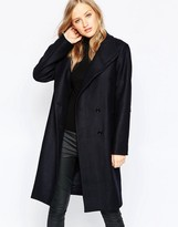 French Connection Winter Night Coat