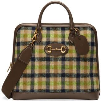 Gucci Horsebit 1955 small duffle bag