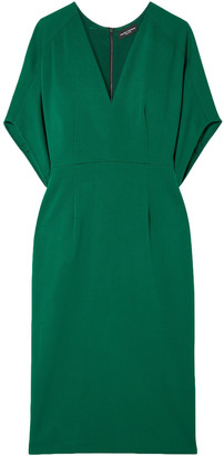 Narciso Rodriguez Wool-crepe Dress