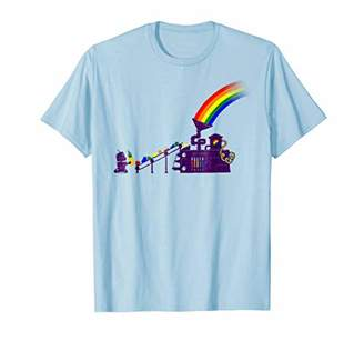 Shirt.Woot: Rainbow Machine T-Shirt