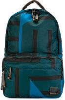 Marni x Porter-Yoshida printed backpack