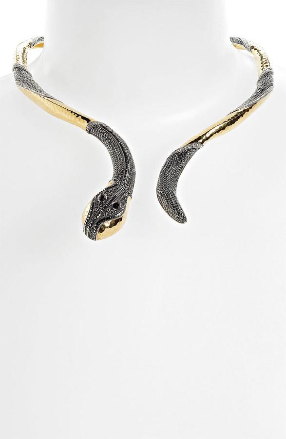 Judith Jack Collar Necklace