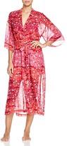 Josie Water Lily Robe - 100% Bloomingdale's Exclusive