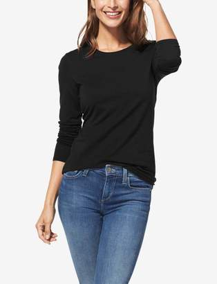 Tommy John Tommyjohn Women's Second Skin Long Sleeve Crew Neck Tee