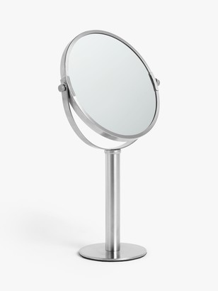 John Lewis & Partners Curve Pedestal Mirror