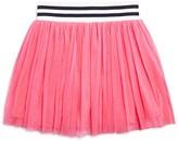 Splendid Girls' Solid Tutu Skirt