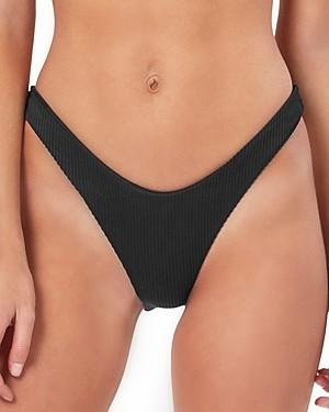 Charlie Holiday Hula Brief Bikini Bottom