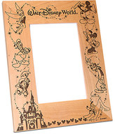 Disney Walt World Cinderella Castle Photo Frame by Arribas - Personalizable