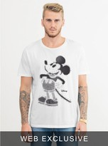 Junk Food Clothing Mickey Mouse Tee-elecw-s