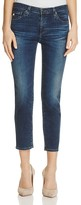 AG Jeans Prima Straight Crop Jeans in 3 Years Rendezvous